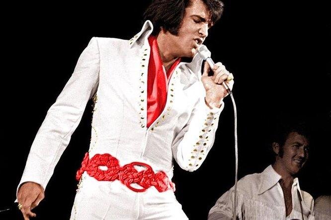 Культовый костюм Элвиса Пресли продали нааукционе замиллион долларов