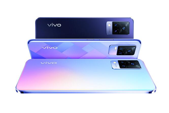 Вот вчем фокус: vivo представляет новую серию смартфонов vivo V21
