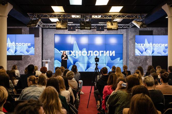 Наталья Веснина, генеральный директор Independent Media