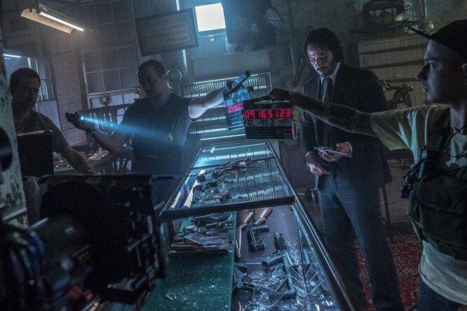 Звезда хоррора «Оно» снимется вновой части «Джона Уика»