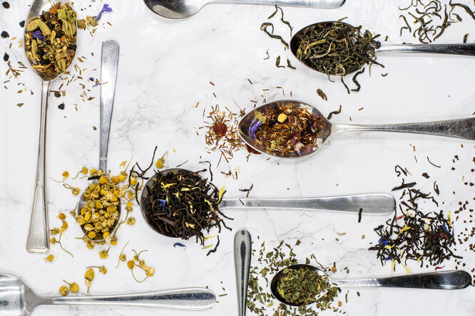 5 видов чая, которые стоит попробовать