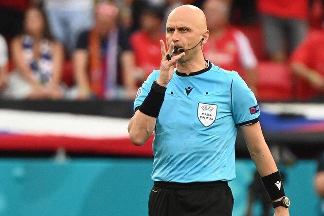 Российский арбитр будет судить матч заСуперкубок UEFA