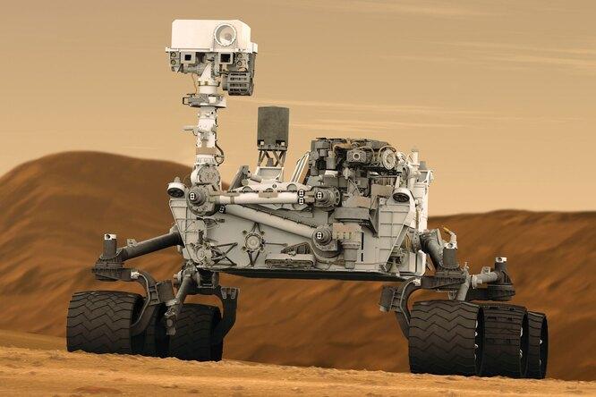 Как видно Землю споверхности Марса: уникальный снимок