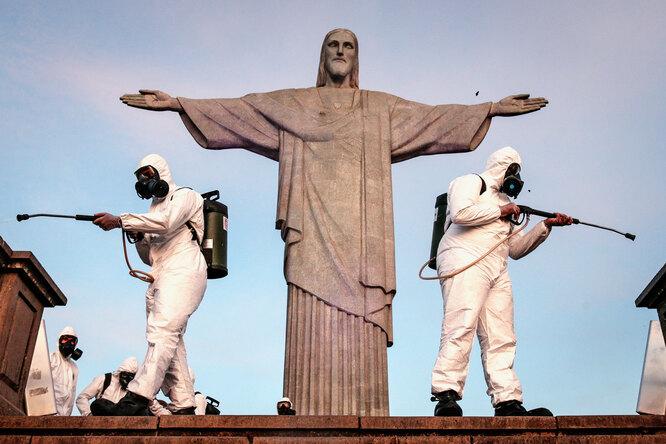 «Бразильский» штамм коронавируса: что сегодня онем известно?