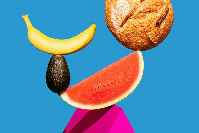 Какое питание можно считать сбалансированным впроцентном отношении?
