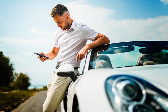 Как посмартфону понять, какой учеловека автомобиль?