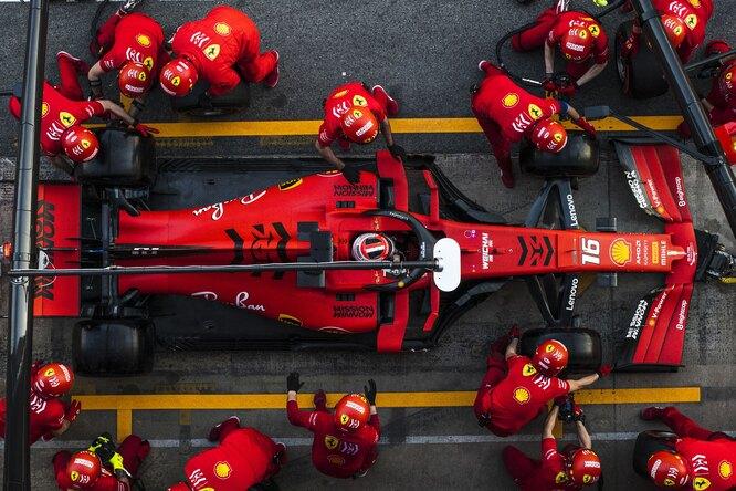 Гран-при Формулы-1 в2023 году пройдет вСанкт-Петербурге