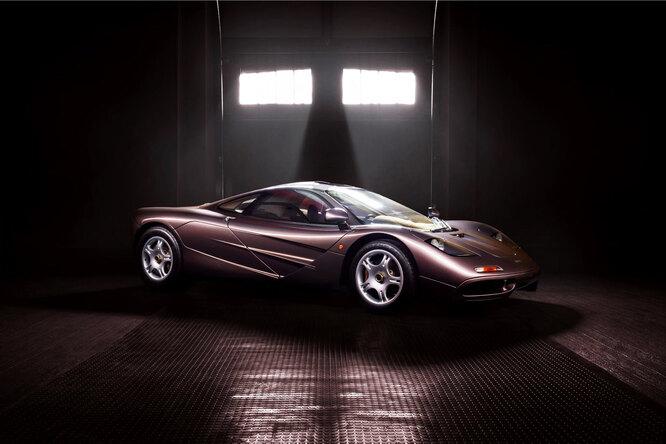 Самый дорогой автомобиль вмире: McLaren F1 установил рекорд 2021 года