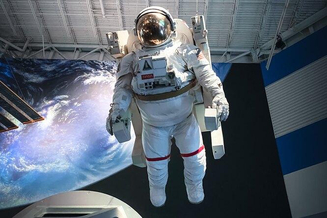 Астронавт NASA рассказал, как тренируется вневесомости