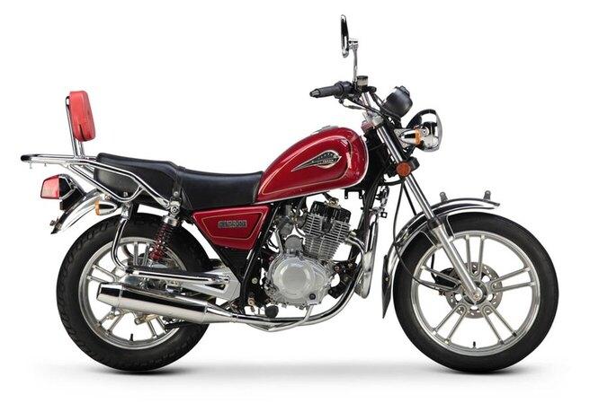 Fekon (Гуанчжоу). Основанная в 2002 году компания сегодня разрослась до 1000 рабочих и продукции любых мотоциклетных направлений. На снимке – Fekon FK150-NB. Кстати, смешно, но основной канал продаж Fekon, как и ряда других небольших компаний.