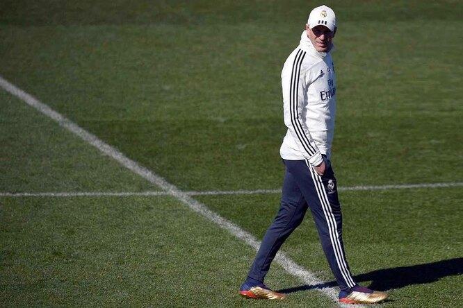 Зидан покинет пост главного тренера «Реала»