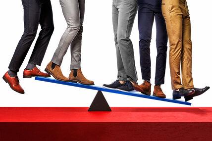 Виды мужской обуви: как научиться вних разбираться?