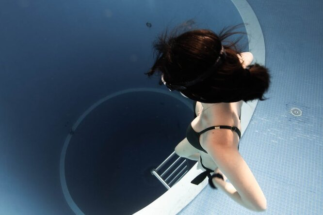 В Великобритании построят самый глубокий бассейн вмире