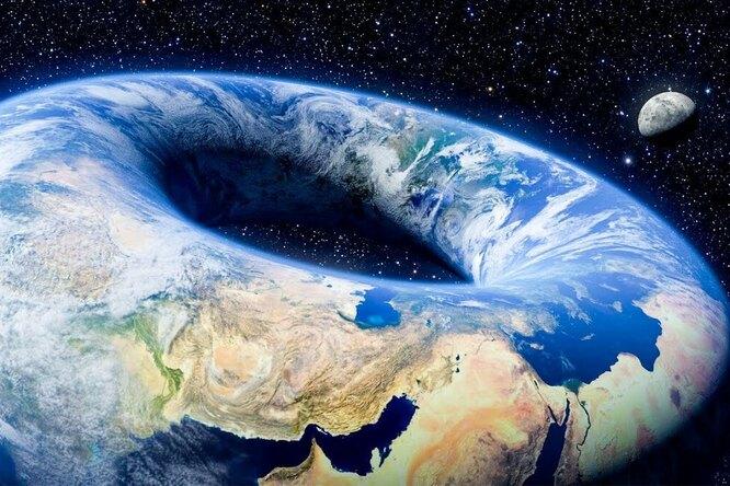 Как доказать кому угодно, что Земля насамом деле круглая