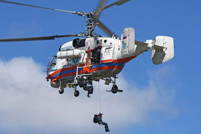 Три совета, как правильно спасаться спомощью вертолета