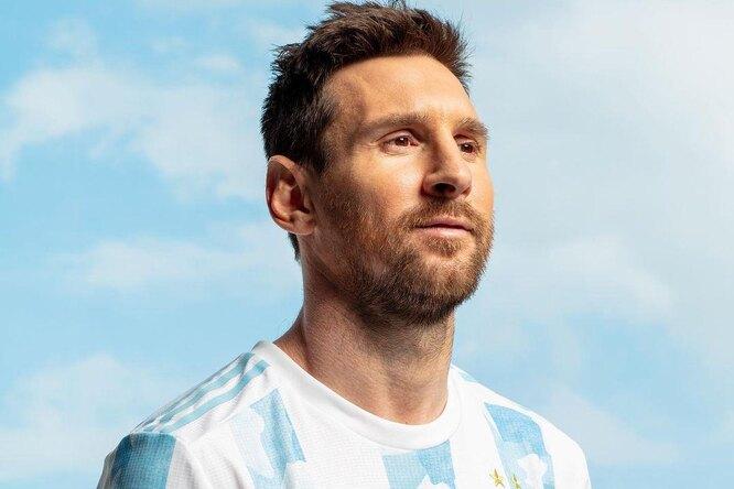 Месси установил рекорд почислу голов в2021 году