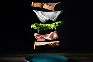7 способов сделать быструю еду вкусной иполезной: худеем набутербродах