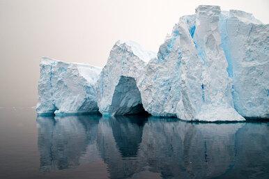 Что будет, если весь лед наЗемле растает заодну ночь?
