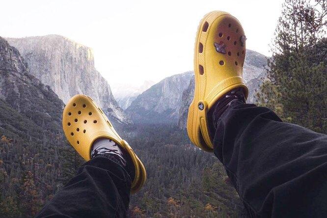 Продажи Crocs взлетели после вручении премии «Оскар»