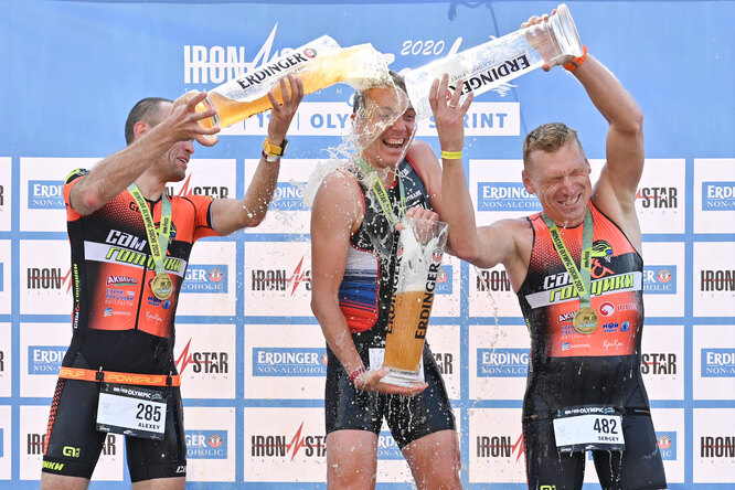 В мае вГеленджике стартует трехдневный фестиваль триатлона Ironstar