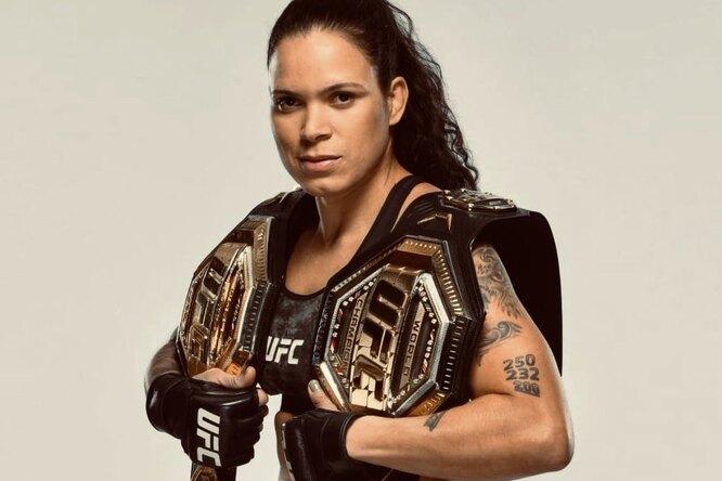 Чемпионка UFC вызвала набой Ким Кардашьян