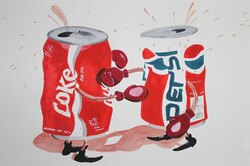10 фактов овековом противостоянии Coca-Cola иPepsi
