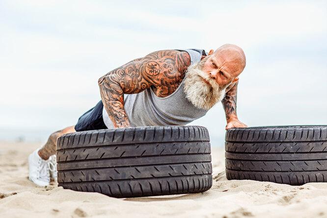 Правда ли тренировки обеспечивают долголетие издоровую старость?
