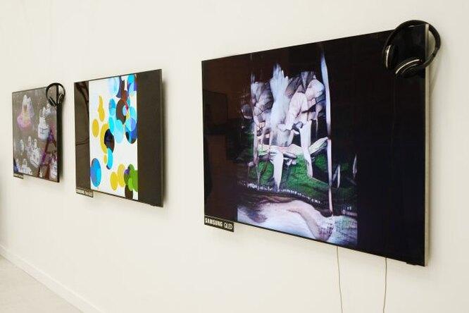 Samsung поддержал цифровое искусство намеждународной ярмарке Cosmosсow