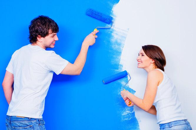Влияет ли цвет стен вспальне начастоту секса?