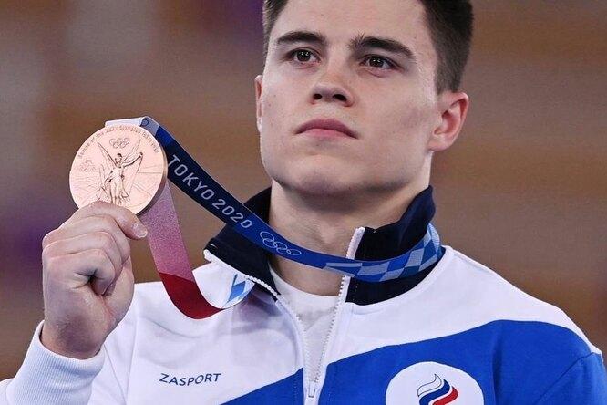 «Шанс свой смыл вунитаз»: Нагорный осражении зазолотую медаль вличном многоборье