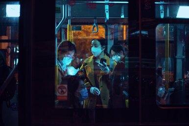 Автобус длятех, кто хочет выспаться: 5 часов вберушах имаске длясна