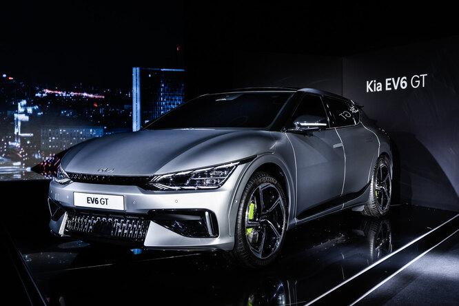 Компания Kia Russia & CIS объявила оначале трансформации бренда вРоссии ина рынках стран СНГ