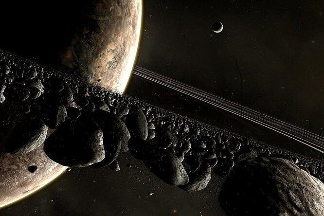 Моря Титана, вулкан Локи, гладкая планета: выдающиеся открытия зонда Voyager
