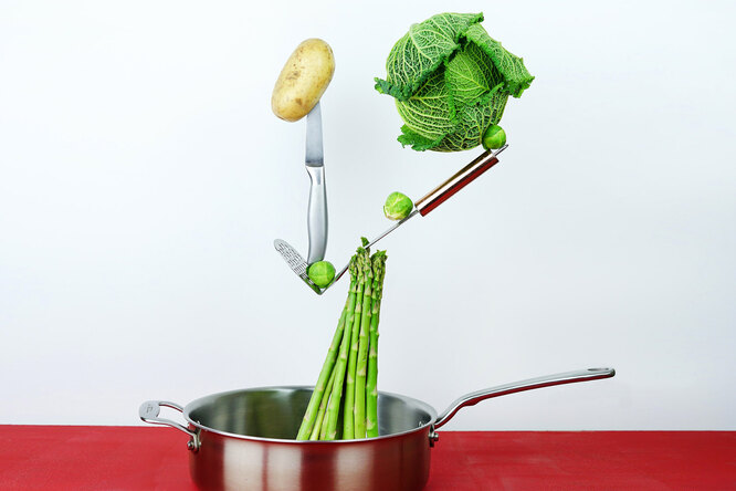 Может ли вегетарианец накачать стальные мышцы?