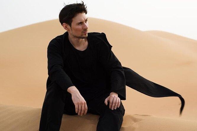 Павел Дуров впервые затри года выложил фотографию винстаграм