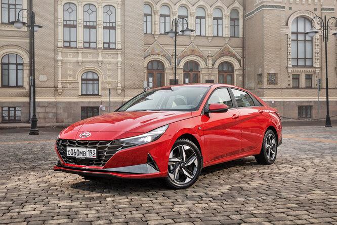 Нарушитель спокойствия: тест-драйв нового Hyundai Elantra