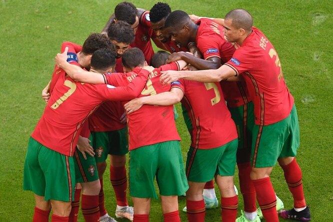 Роналду эмоционально отреагировал навылет Португалии изЕвро-2020