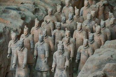 7 интересных фактов отерракотовой армии