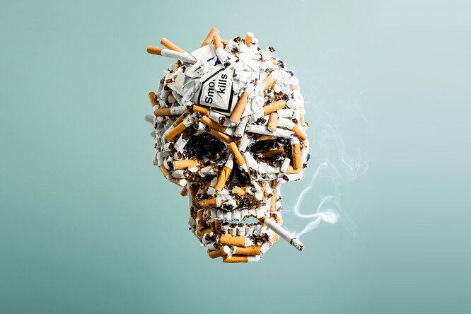 Как курение влияет натренировки ипроизводительность?