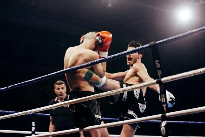 Российский боец станет хедлайнером турнира UFC