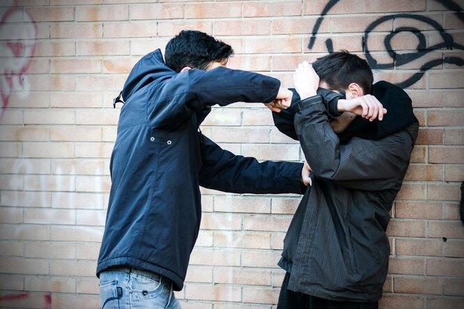 Как уберечь лицо итело вдраке: 7 советов отпрофессиональных бойцов