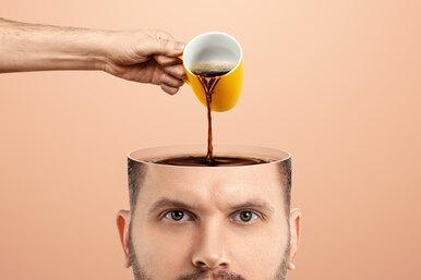 Как всего одна чашечка кофе влияет нанаш мозг ипамять?