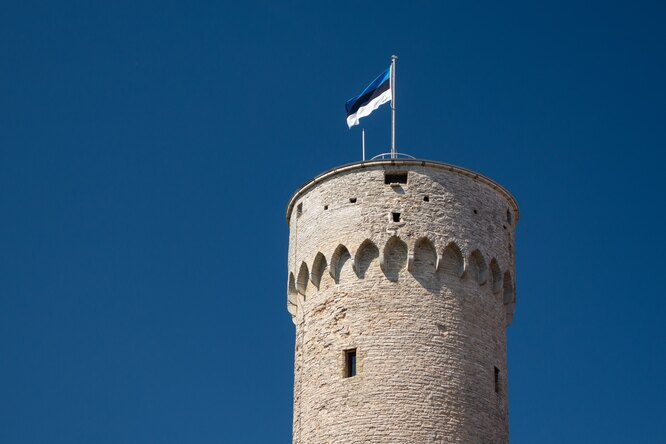 Эстония объявила оботкрытии границ дляроссийских туристов