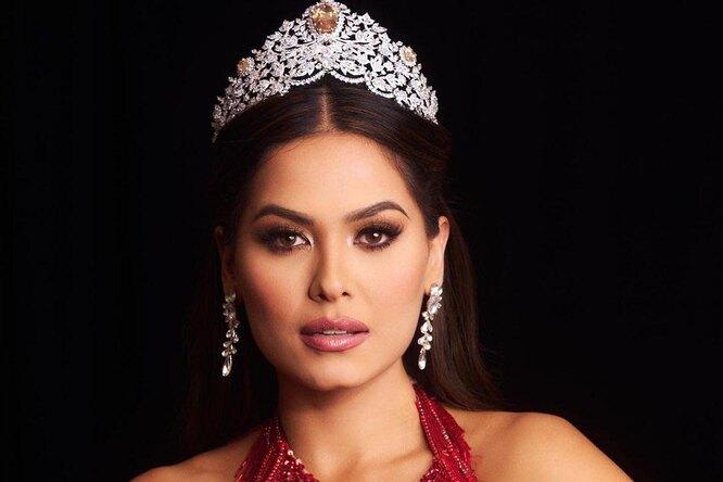Мексиканка стала новой «Мисс Вселенной»