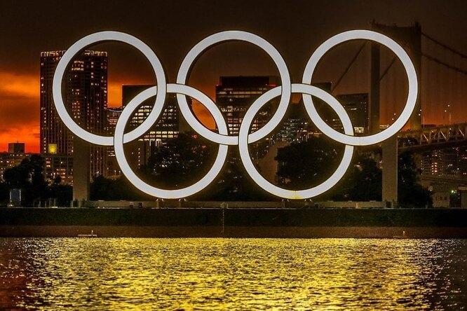 В Токио стартовали летние Олимпийские игры
