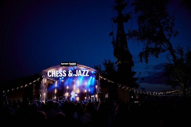 Как прошел интеллектуальный бранч отсоздателей фестиваля Chess & Jazz