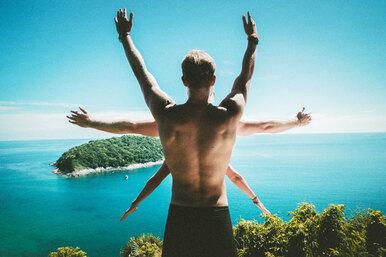 Посмотрите внимательно наруки — возможно, вам недостает одной мышцы