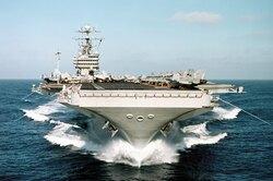 «Дрифт» наавианосце: как пустить взанос 100 000-тонный корабль