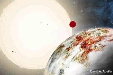 10 удивительных экзопланет, которые хочется посетить