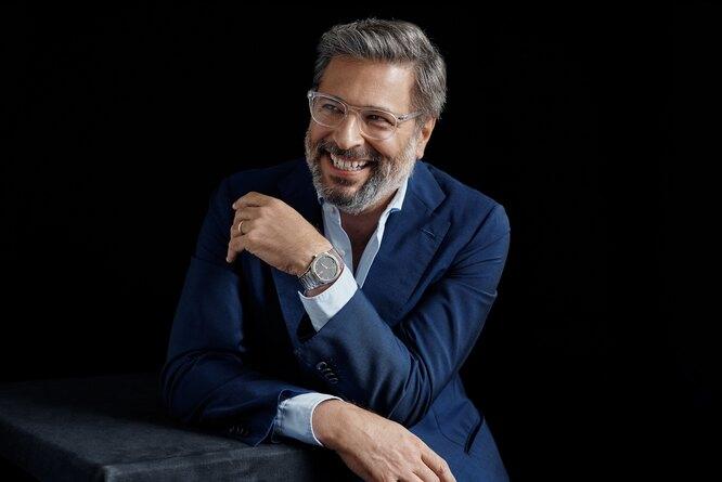 Гвидо Террени, генеральный директор Parmigiani Fleurier